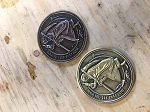 Sneak Reaper Challenge Coin Verizon 2.0